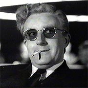 Dr. Strangelove, played by Peter Sellers