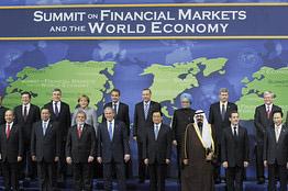 G-20 national delegates