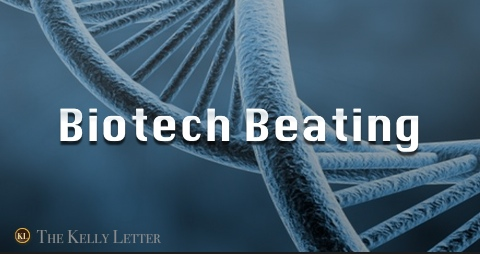 BIOTECH BEATING