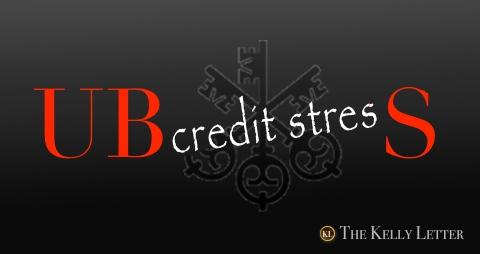 UB(credit stres)S