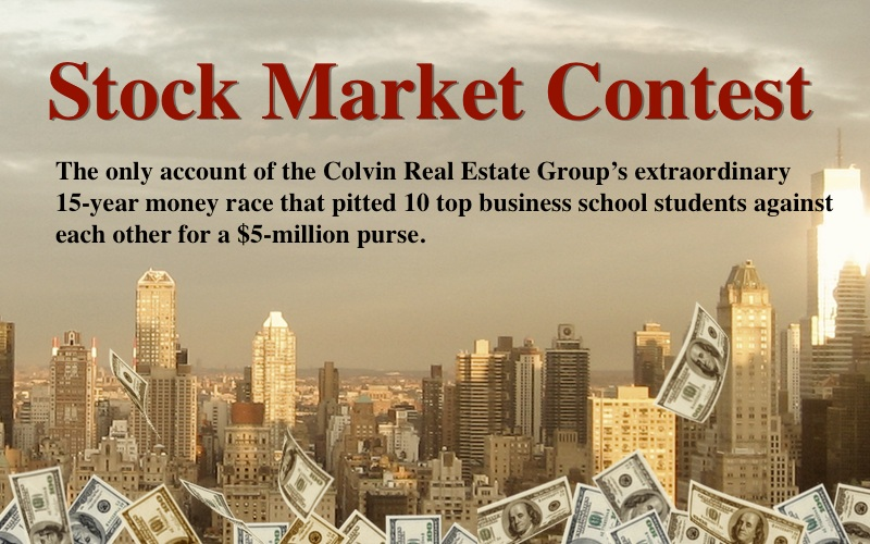 Stock Market Contest for $5 million
